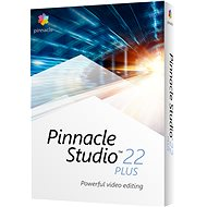 Pinnacle Studio 22 Plus - Střihový software