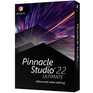 Pinnacle Studio 22 Ultimate - Střihový software
