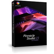 Pinnacle Studio 23 Ultimate (BOX) - Video software