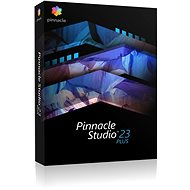 Pinnacle Studio 23 Plus (BOX) - Video software