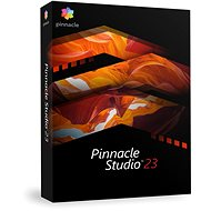 Pinnacle Studio 23 Standard (elektronická licence) - Video software