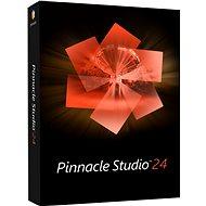 Pinnacle Studio 24 Standard (elektronická licence) - Program na stříhání videa