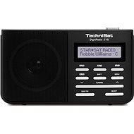 TechniSat DigitRadio 210 DAB+ - Radio