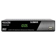 Mascom MC820 T2 HD Twin tuner H.265 HEVC