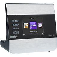 IMPERIAL DABMAN i400 Silver - Internetové rádio