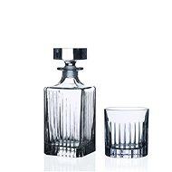 RCR Whisky set Timeless sedmidílný 750 ml + 310 ml - Sada sklenic
