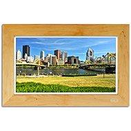 FrameXX Home 271 - přírodní rám - Digitální fotorámeček