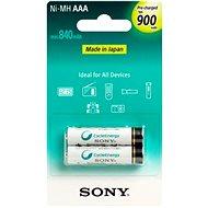 Sony NiMH 900mAh, AAA, 2ks - Nabíjecí baterie