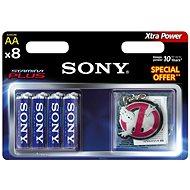 Sony Stamina Plus, AA, 8ks - Baterie