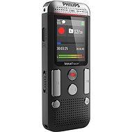 Philips DVT2510 černý - Digitální diktafon