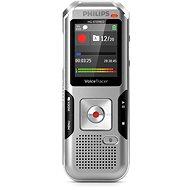 Philips DVT4010 stříbrný - Digitální diktafon