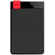 """Silicon Power Diamond D30 Slim 2,5"""" 2TB černý - Externí disk"""