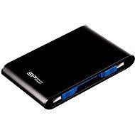 """Silicon Power Armor A80 2,5"""" 2TB černý - Externí disk"""