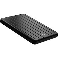 Silicon Power Bolt B75 PRO SSD 1TB černo-stříbrný - Externí disk