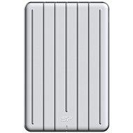 Silicon Power Bolt B75 SSD 256GB stříbrný - Externí disk