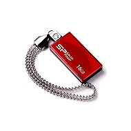 Silicon Power Touch 810 Red 16GB - Flash disk