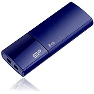 Silicon Power Ultima U05 Blue 8GB - Flash disk