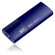 Silicon Power Blaze B05 Blue 64GB - Flash disk