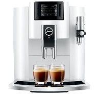 JURA E8 White + Smart connect - Automatic coffee machine