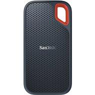 SanDisk Extreme Portable SSD V2 4TB - Externí disk