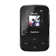 SanDisk MP3 Clip Sport GO 32 GB černá - FLAC přehrávač