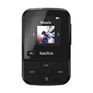 SanDisk MP3 Clip Sport Go2 32 GB, černá - MP3 přehrávač