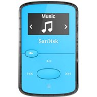 SanDisk Sansa Clip Jam 8GB světle modrý - MP3 přehrávač