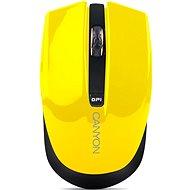 Canyon CMSW5Y žlutá - Myš