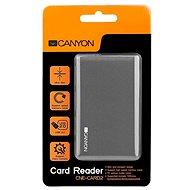 Canyon CARD2 šedá - Čtečka karet