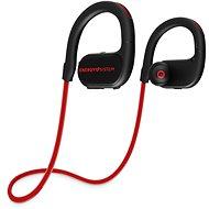 Energy Sistem Earphones BT Running 2 Neon Red - Bezdrátová sluchátka