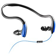 Energy Sistem Earphones Running Two Neon Blue - Sluchátka