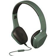 Energy Sistem Headphones 1 Green Mic