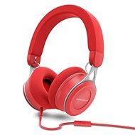 Energy Sistem Headphones Urban 3 Mic Red - Sluchátka s mikrofonem