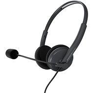 Energy Sistem Headset Office 2 Anthracite - Sluchátka