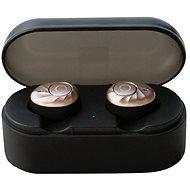 COWON CF2 růžově zlatá - Sluchátka s mikrofonem
