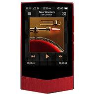 COWON Plenue V 64GB červený - FLAC přehrávač