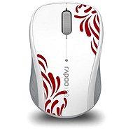 Rapoo 3100p 5.8GHz bílá - Myš
