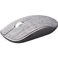 Rapoo 3510 Plus šedý textil - Myš