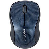 Rapoo 3000p 5GHz modrá - Myš