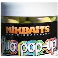 Mikbaits Plovoucí fluo boilie Zrající banán 14mm 250ml - Pop-up boilies