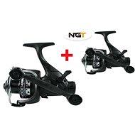 NGT Dynamic Carp 4000 AKCE 1+1 ZDARMA - Naviják