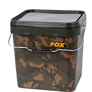 FOX Camo Square Bucket 17L - Kbelík