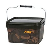 FOX Camo Square Bucket 5 Litre - Bucket