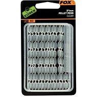 FOX Edges Pellet Pegs 21mm Clear 50ks - Zarážka