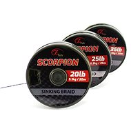 Zfish Scorpion Sinking Braid 20m - Šňůrka