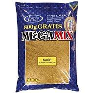 Lorpio Mega Mix Carp Scopex Vanilla 3kg - Vnadící směs