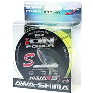 Awa Shima - Vlasec Ion Power S-Missile Fluo 0,309mm 11,95kg 300m
