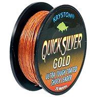 Kryston - Quicksilver Gold 45lb 20m - Šňůra