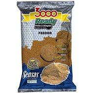 Sensas 3000 Ready Feeder 1,25kg - Vnadící směs