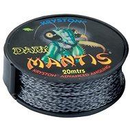 Kryston - Super Mantis Dark 15lb 20m - Šňůra